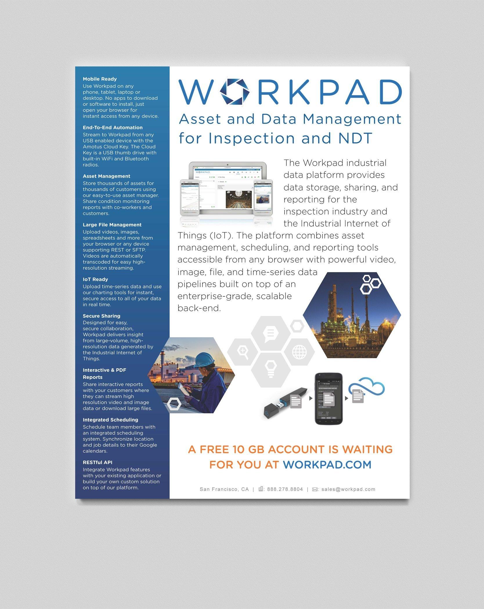 Workpad | Ovenlight